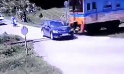Tai nạn kinh hoàng trên đường ray xe lửa