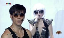 Bi Rain và Lady Gaga khuấy đảo sân khấu Cặp đôi hoàn hảo 2014