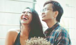 Đám cưới 'xì-tin' khiến giới trẻ thích mê