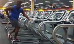 Tìm niềm vui mới bên chiếc máy chạy bộ