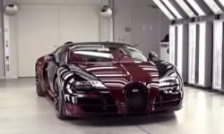 Tận mắt quá trình sản xuất chiếc Bugatti Veyron cuối cùng