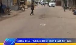 Bé gái 12 tuổi đánh bom liều chết vào trạm xe buýt