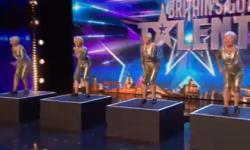 Bốn cụ U80 gây sốt tại Britain's Got Talent