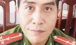 Chú công an 'xì teen và cool nhất Việt Nam' gây sốt trên Facebook