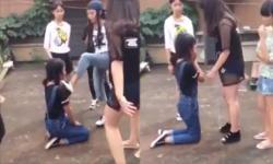 Nữ sinh bị đánh hội đồng, bắt lột quần áo gây phẫn nộ