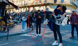 Đăng ảnh khoá môi Trấn Thành đắm đuối giữa đường phố Paris nhưng Hari Won bất ngờ trách Trịnh Thăng Bình vì điều này