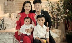Bà xã Ưng Hoàng Phúc - Kim Cương: 'Nếu biết chồng say nắng ai chắc tôi xỉu chứ không dám la hét'