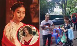 Sao Việt 24/5/2019: Pha Lê chê cảnh nóng trong Vợ ba 'quá tởm'; Thấy Dũng bế con Thư, Vũ 'sở khanh' đòi: 'Trả con cho tao'