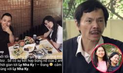 Sao Việt 26/5/2019: Vũ Khắc Tiệp từng coi Lý Nhã Kỳ là cô gái anh 'ngưỡng mộ nhất showbiz'; NSƯT Trung Anh tiết lộ chi tiết 'động trời' về ông Sơn trong 'Về nhà đi con'
