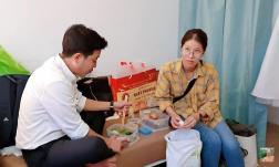Lần đầu lộ bữa ăn thanh đạm giảm cân của Trường Giang sau thời gian dài bị chê béo ú, xuống sắc