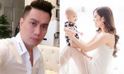 Bà xã Việt Anh chính thức công khai làm mẹ đơn thân, ẩn ý chuyện đã ly hôn