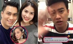 Sao Việt 19/6/2019: Thực hư nghi vấn Quỳnh Nga là người thứ ba chen chân vào cuộc hôn nhân của Việt Anh; Lần đầu livestream, Quốc Trường bị Bảo Thanh liên tục vào 'chọc ghẹo'