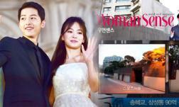 Tài sản nghìn tỷ đang lơ lửng trước tin Song Joong Ki và Song Hye Kyo ly hôn, nếu đàng trai thật sự ngoại tình, ván bài lập tức lật ngửa