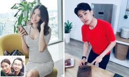 Sao Việt 16/7/2019: Ông xã Lan Khuê nịnh ngọt vợ bầu; Quốc Trường giận dỗi vì fan yêu Dũng hơn Vũ trong 'Về nhà đi con'