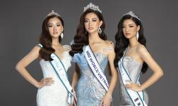 Top 3 Miss World – Việt Nam 2019 tung bộ ảnh thần thái đỉnh cao