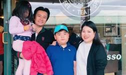 'Jang Dong Gun Việt Nam' Minh Cường phủ nhận ly hôn vợ đại gia
