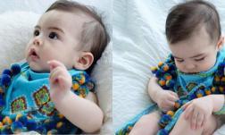Mỹ nhân Marian Rivera đăng ảnh mừng con trai tròn 5 tháng tuổi khiến mạng xã hội sốt xình xịch