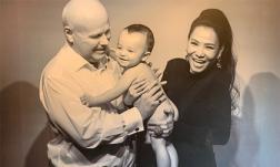 Thu Minh công bố ảnh rõ mặt bé Gấu, tiết lộ stress khủng khiếp khi sinh con cho chồng đại gia