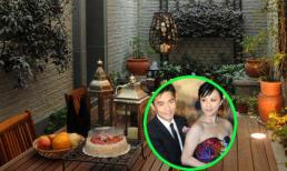 Biệt thự xa hoa như cung điện của vợ chồng Lưu Gia Linh