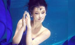 Kiều nữ Hoa ngữ đẹp ngất ngây với bộ ảnh dưới nước!