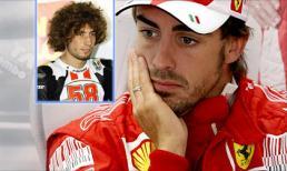 Alonso bị 'ám ảnh' bởi tai nạn của Simoncelli