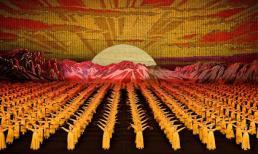 Video tuyệt đẹp từ cuộc đồng diễn thể dục ở Triều Tiên