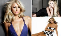 Chuyện ít biết về ba kiều nữ giàu có và nóng bỏng nhất thế giới