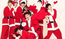 Top 5 ca khúc giáng sinh hay nhất Kpop 2011