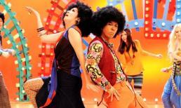 Chung Tử Đơn đi giày cao gót, nhảy điệu Michael Jackson