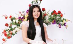 Triệu Trang - nữ ca sỹ có mái tóc dài kỷ lục showbiz Việt