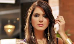 Vẻ đẹp bốc lửa của Hoa hậu Brazil bị tai nạn!