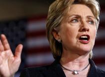 Ngoại trưởng Mỹ Hillary gửi thông điệp ngày 8.3