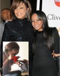 Con gái Whitney Houston bị