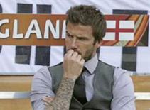 Beckham muốn làm HLV ĐT Vương quốc Anh