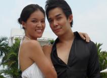 Nathan Lee tình cảm với Isabelle Du