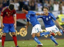 BXH FIFA tháng 8/2011: Tây Ban Nha mất ngôi số 1