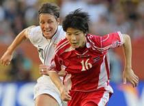 Tuyển nữ CHDCND Triều Tiên bị cấm dự World Cup