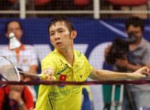 Tiến Minh bất ngờ dừng bước ở bán kết giải Đài Loan