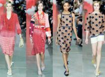 Xu hướng mới cho mùa xuân 2012