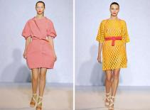 Thời trang tràn ngập sắc màu Xuân 2012