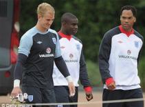 ĐT Anh: Bent và Richards rút lui vì chấn thương