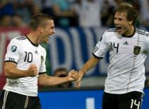 Vòng loại Euro 2012: Cuộc chiến sắp hạ màn