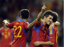 Italia, Tây Ban Nha, Anh chạm đích EURO 2012
