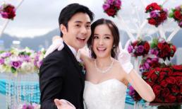 Dương Mịch rạng rỡ váy cưới