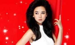 Ngắm mỹ nữ Hong Kong trên lịch