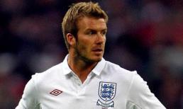 Chưa được vào tuyển Anh, Becks đã đòi làm đội trưởng