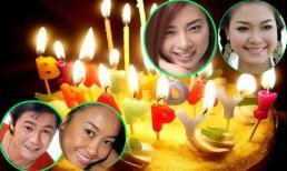 Chúc mừng sinh nhật sao Việt tháng 2/2012 (P1)