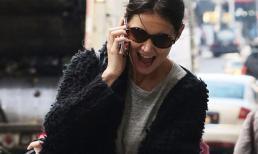 Katie Holmes lại ăn mặc thảm hại xuống phố