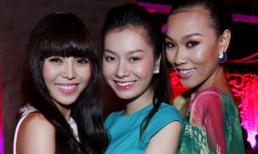 Dàn mẫu trẻ Venus Fashion tưng bừng dự party