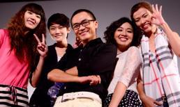 Bản full thí sinh Vietnam's Next Top Model 2012 trổ tài diễn xuất